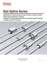 Ball Spline Series
