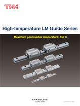 High-temparature LM Guide Series