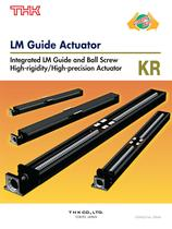 LM Guide Actuator KR