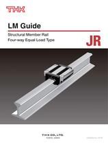 Model JR Structural Member Rail Type
