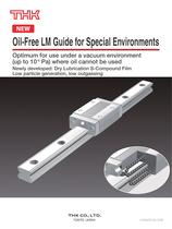 Oil-Free LM Guide for Special Environments