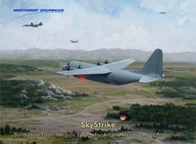 Skystrike (For Airborne Precision Strike)