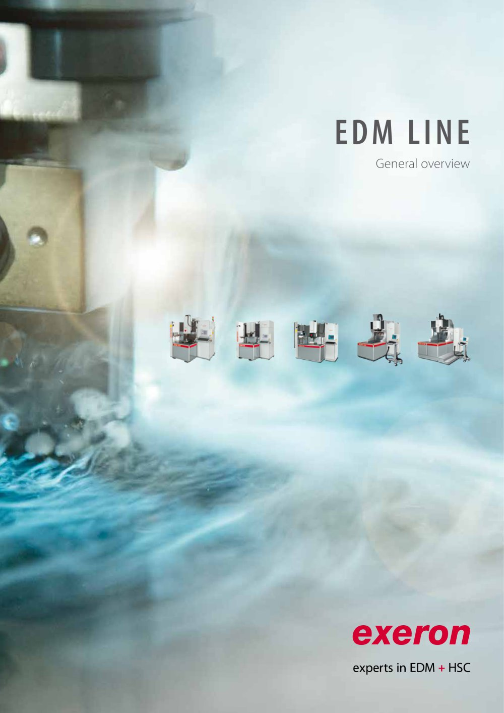 EDM Line General overview - 1 / 24 Pages