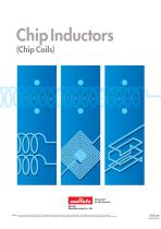 Chip Inductors (Chip Coils) 