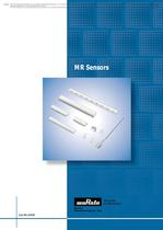 MR Sensors (Magnetic Pattern Recognition Sensors/Rotary Sensors) 