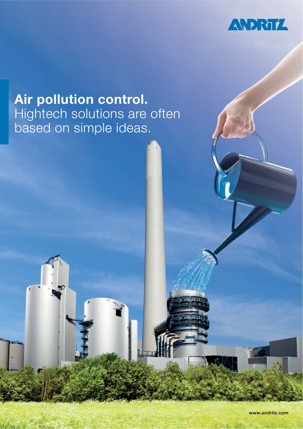 Air pollution control - ANDRITZ AG - PDF Catalogue | Technical ...