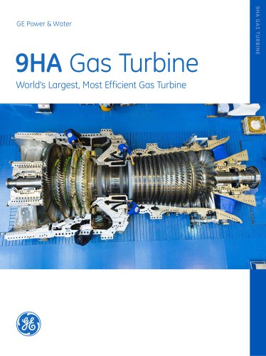Ge Gas Turbine >> 9ha Gas Turbine Ge Gas Turbines Pdf Catalogs Technical