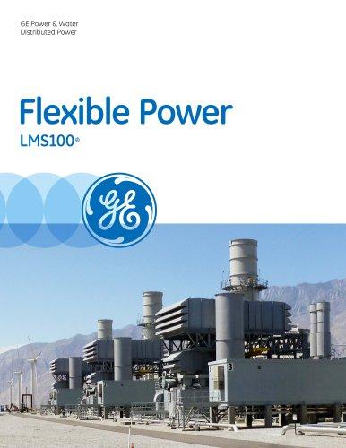 LMS100® - GE Gas Turbines - PDF Catalogs   Technical