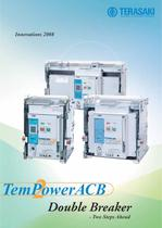 New TemPower2 Air Circuit Breakers with Built-in OCR
