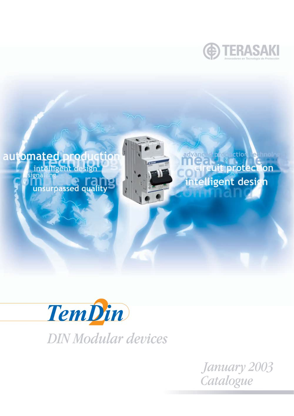 Temdin Miniature Circuit Breaker Terasaki Electric Ltd Pdf Ac 220v 32a 2 Pole 2p On Off Switch Earth Leakage 1 107 Pages