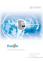 TemDin Miniature Circuit Breaker
