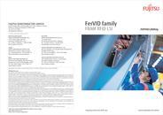 FerVID family FRAM RFID LSI