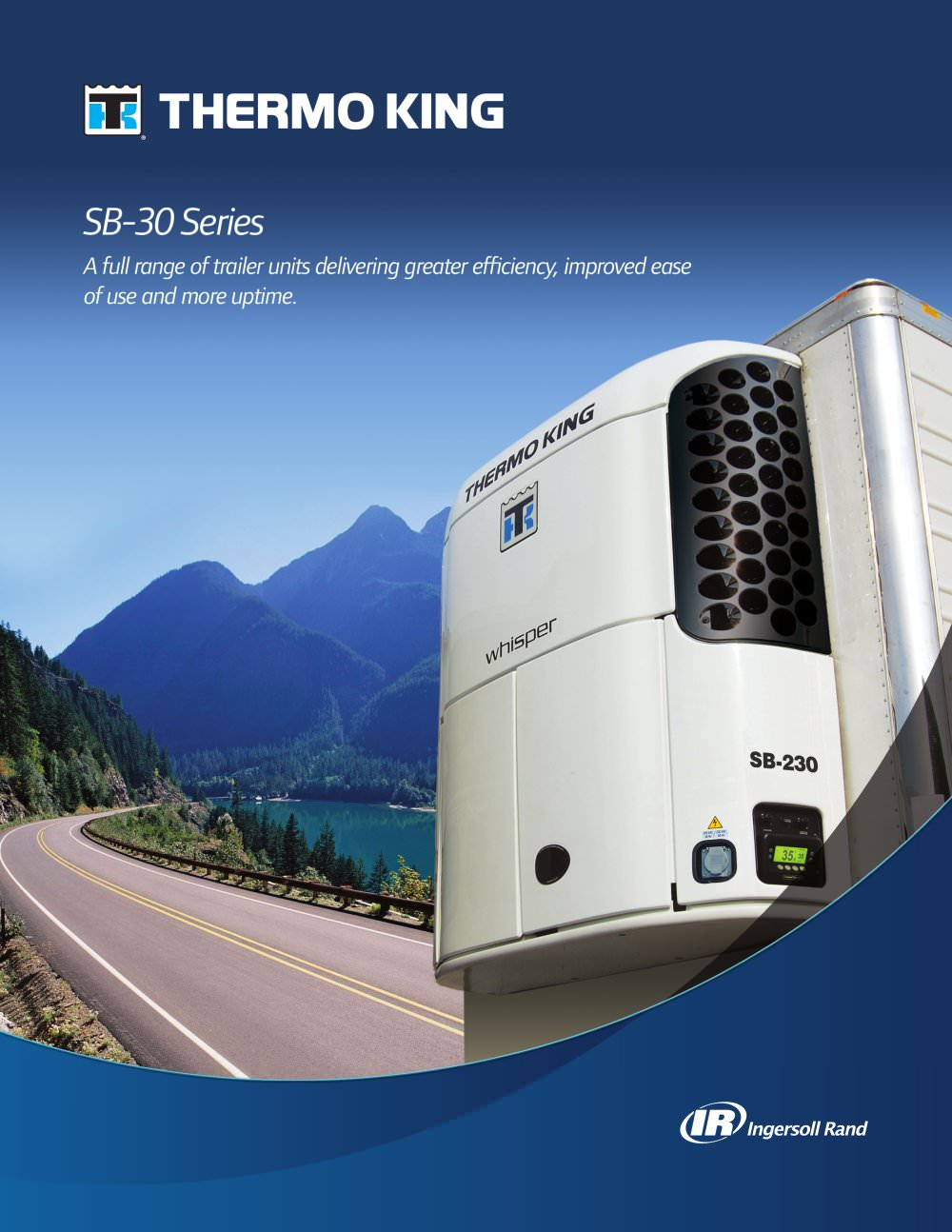 SB-30 Series Brochure - 1 / 8 Pages