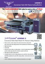 Sheet Metal Plasma Cutting Machine