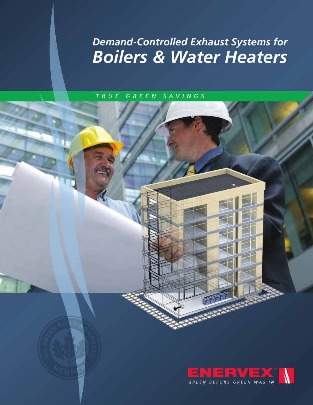Demand-Controlled Exhaust Systems for Boiler and Water Heaters ...