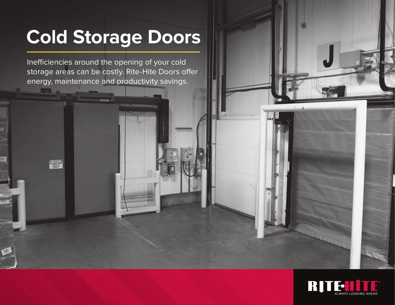 Cold Storage Doors - 1 / 4 Pages & Cold Storage Doors - Rite-Hite - PDF Catalogue | Technical ... pezcame.com