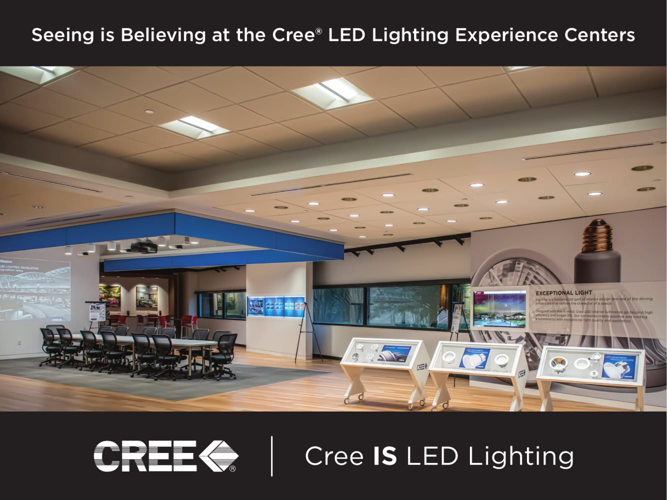 Seeing is Believing at the Cree LED Lighting Experience Centers - 1 / 6 Pages & Seeing is Believing at the Cree LED Lighting Experience Centers ...