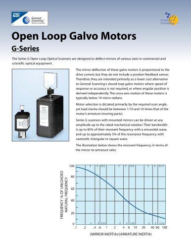 Rotary Actuators - Cambridge Technology - PDF Catalogs