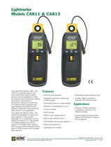 CA813 Lightmeters
