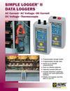 L562 Volt/Amp Loggers