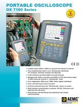 OX 7102-C Oscilloscopes