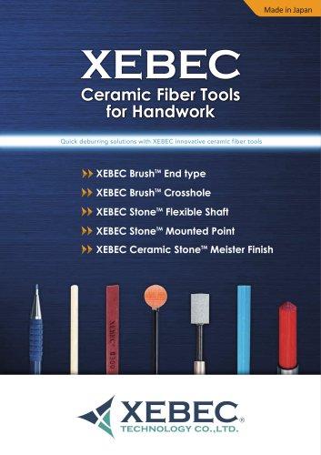 XEBEC Ceramic Fiber Tools for Handwork