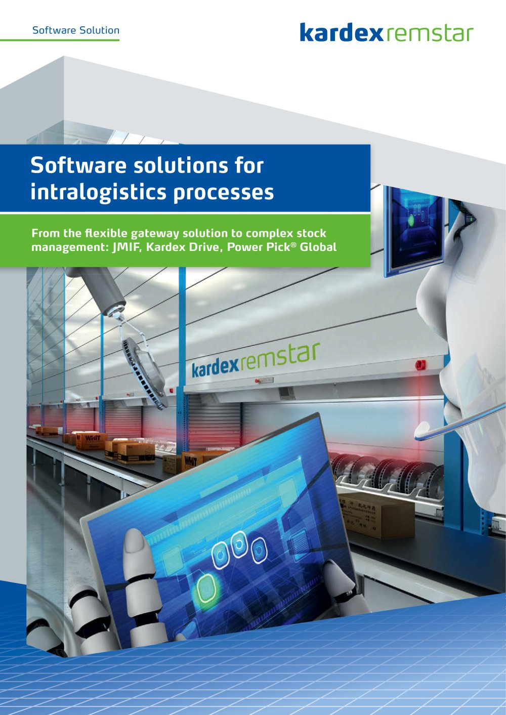 Kardex Remstar Software Solutions - 1 / 8 Pages