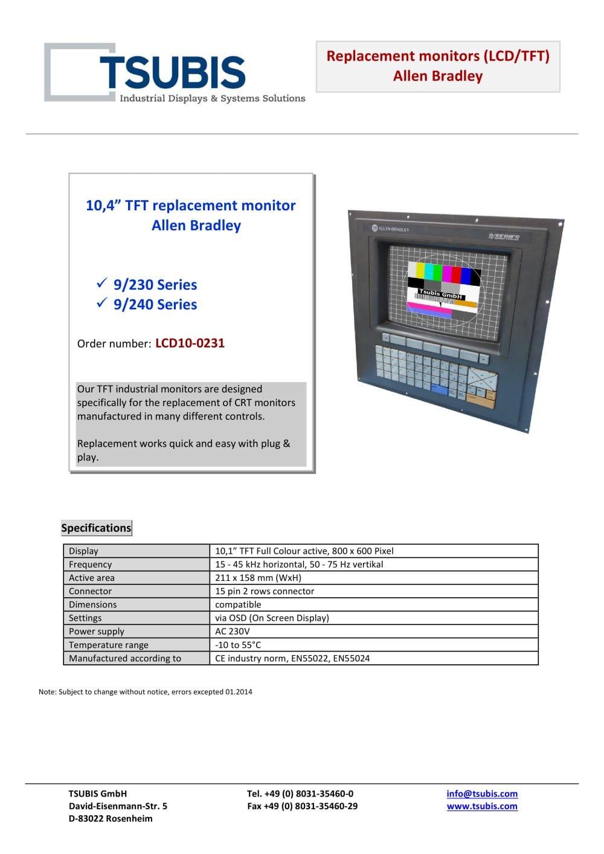 Outstanding Plc Allen Bradley Pdf Image - Electrical Circuit Diagram ...