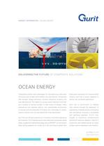 Ocean Energy Market Summary from Gurit