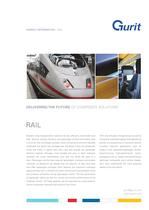 Rail Market Summary from Gurit