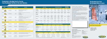 Brochure - Construction Productivity Tools