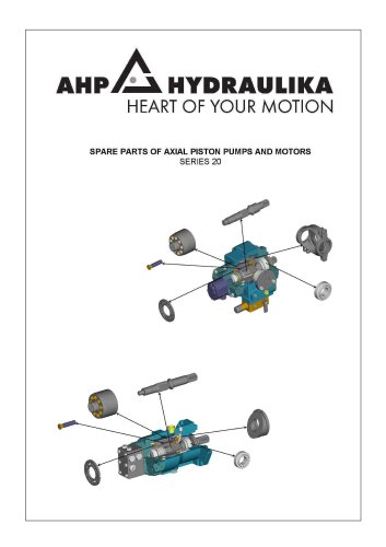 Hydraulic Pumps Pdf