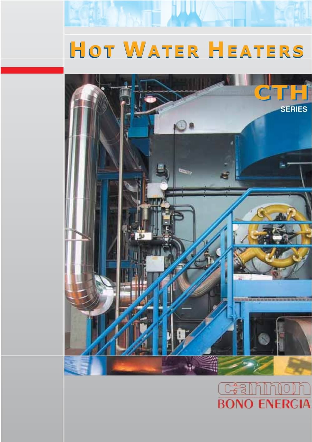 Superheated water boiler mod. CTH - Bono Energia - PDF Catalogue ...