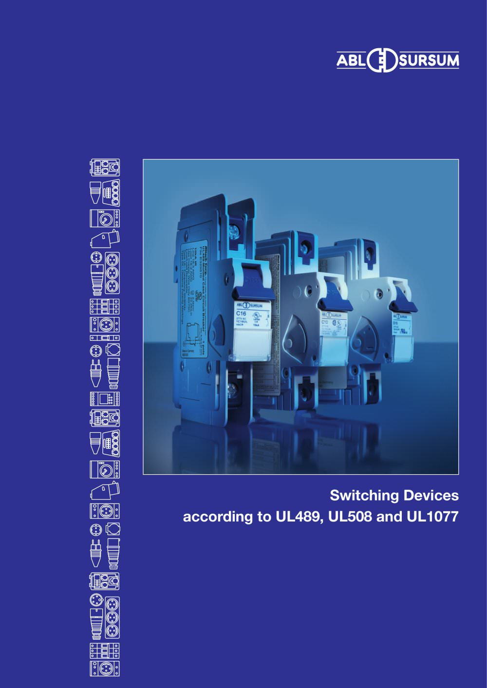 Switching Devices according to UL489, UL508 and UL1077 - ABL SURSUM ...