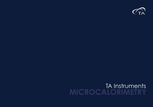 Nano ITC Isothermal Titration Calorimeter