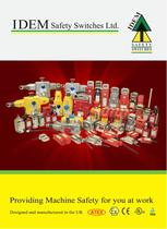 IDEM 2012 PRODUCT CATALOGUE