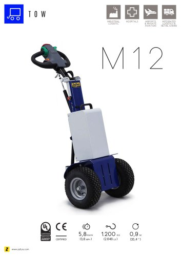 M12 Electric cart mover
