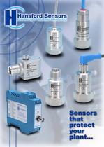 Hansford Sensors - Excellence in Vibrating Monitoring