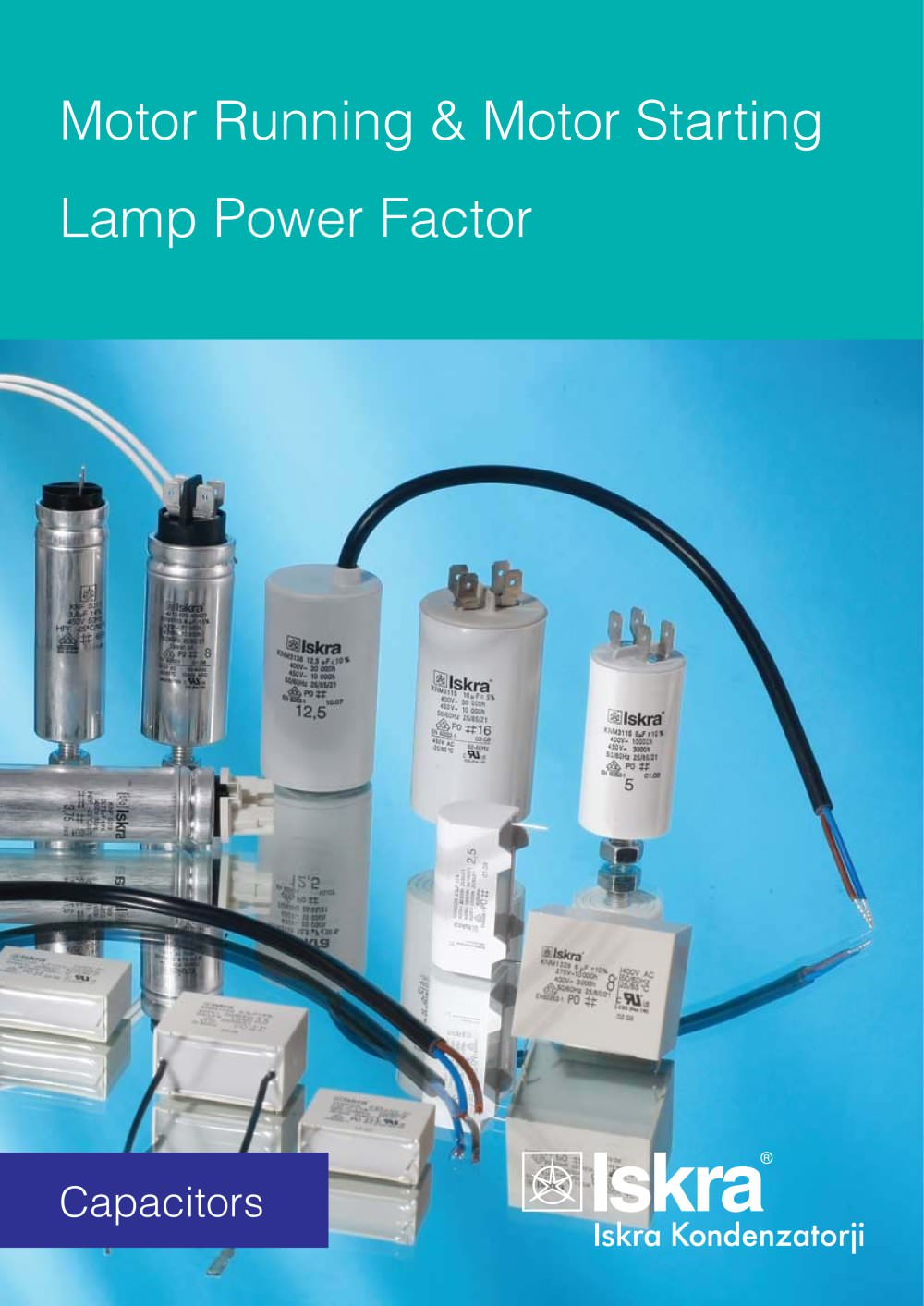 Motor capacitors - Iskra d.d. - PDF Catalogue | Technical ...