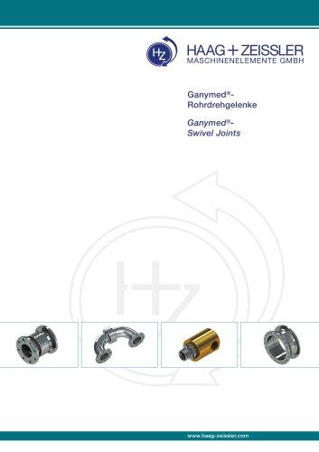 Ganymed® - Swivel Joints