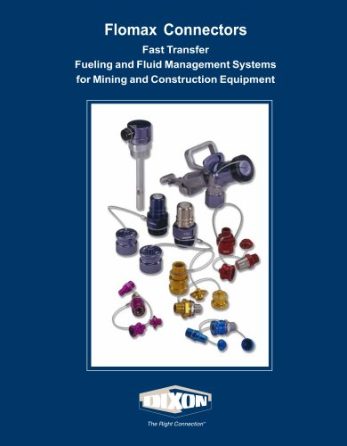 Flomax Connectors - DIXON EUROPE - PDF Catalogs | Technical