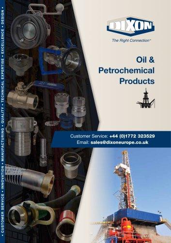 Oil & Petrochemical Products Catalogue - DIXON EUROPE - PDF Catalogs