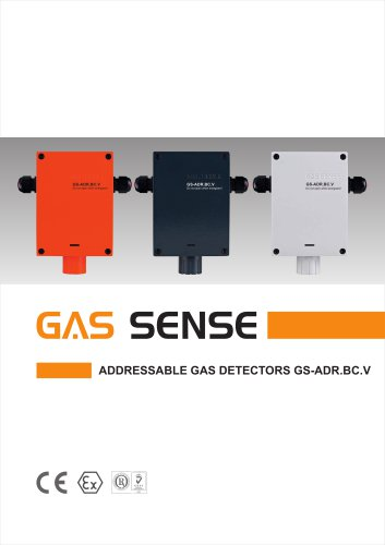 Addressable gas detectors gs adr invest electronics ltd pdf addressable gas detectors gs adr publicscrutiny Choice Image