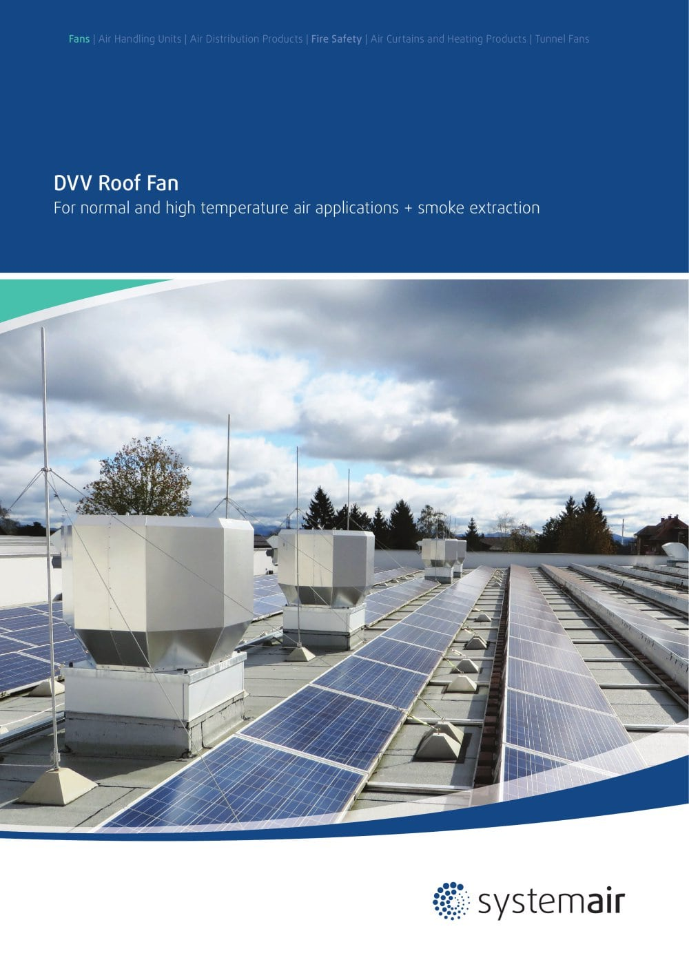 Roof Fans DVV   1 / 8 Pages