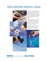 Hand-actuated Valves Brochure