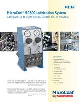MC800 Continuous Lubrication Systems