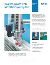 MicroMark Spray Valve System
