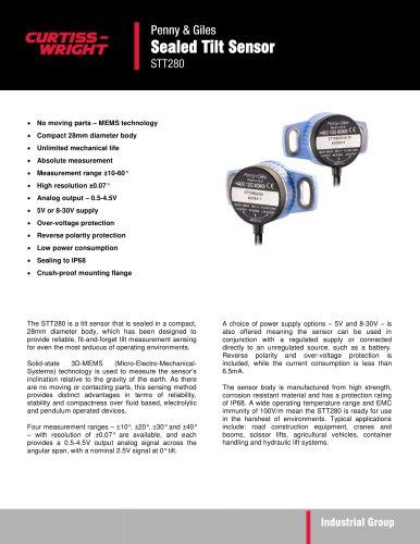 STT280 - CURTISS-WRIGHT - PDF Catalogs | Technical
