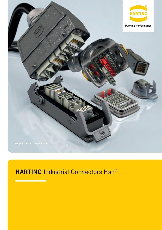 Výsledok vyhľadávania obrázkov pre dopyt industrial connectors Han