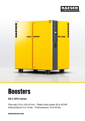 Boosters series